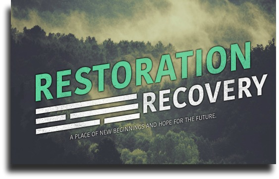 Restoration Recovery Website